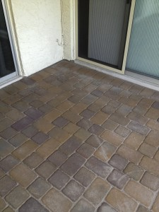 paver patio remodel
